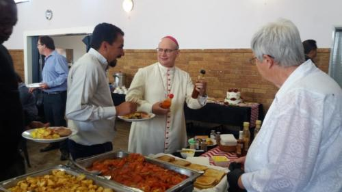 Apostolic Nuncio Archbishop Peter Wells (5)