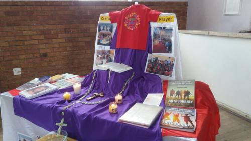 Catechetical Month - Exhibition - St Patrick's La Rochelle (2)