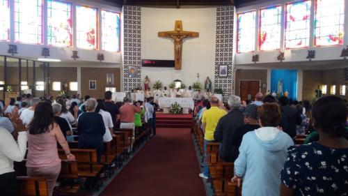Festa dos Pastorinhos - St Patrick La Rochelle (83)