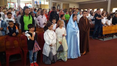 Festa dos Pastorinhos - St Patrick La Rochelle (95)