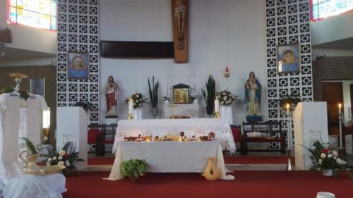 Holy Thursday - St Patrick La Rochelle (10)