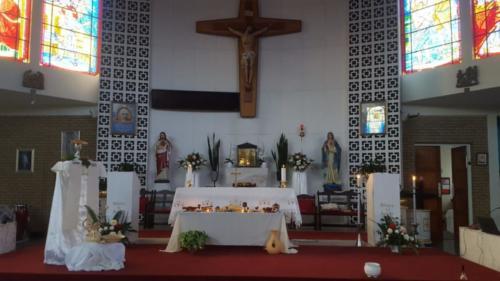 Holy Thursday - St Patrick La Rochelle (13)