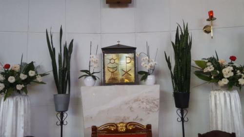 Holy Thursday - St Patrick La Rochelle (2)
